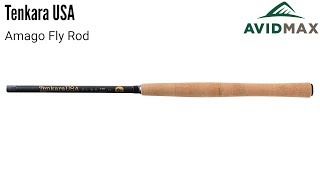 Tenkara USA Amago Fly Rod Review | AvidMax