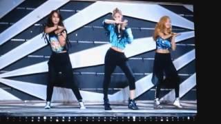 Hyoyeon - Yui - Yoona Dance SM Town MIRRORED