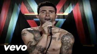 Maroon 5 - Moves Like Jagger ft. Christina Aguilera (Band Edit) (Official Music Video)