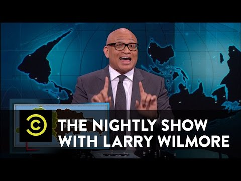 The Nightly Show - No Relief For Haiti