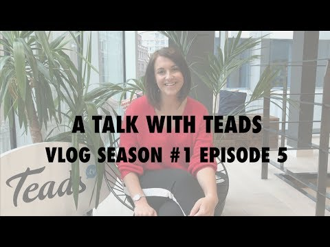 A Talk With Teads