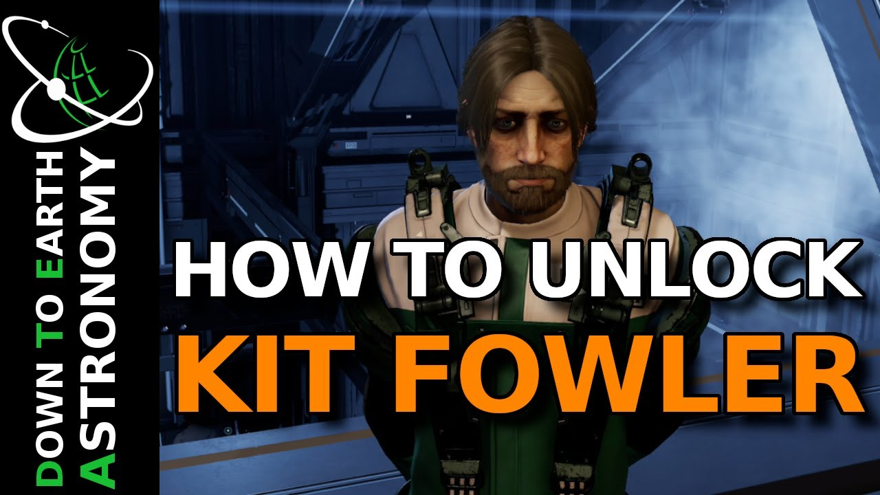 Opinion Polls and How to Unlock Kit Fowler | Elite Dangerous Odyssey