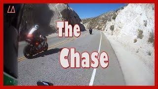 Yamaha R1 : The Chase (Yamaha R1, Yamaha R1, Aprilia RSV4 RF)