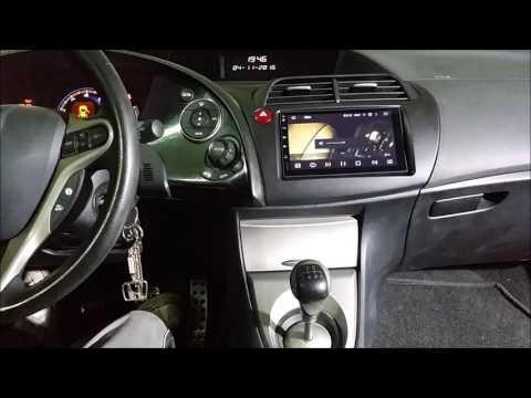 Radio Navegador DVD Honda Civic 2006/2011