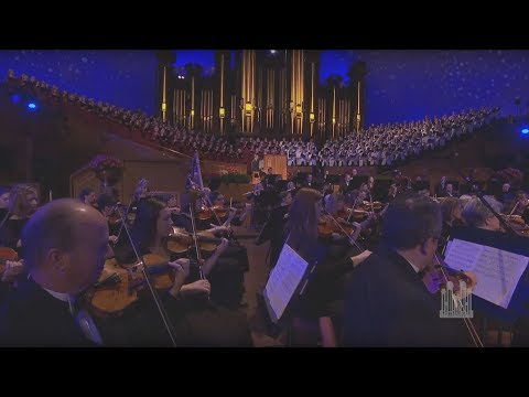 How Can I Keep from Singing? - Mormon Tabernacle Choir