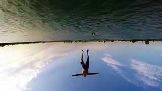 2014 Лето   Озеро Новосибирск   GoPro HD 120 Fps