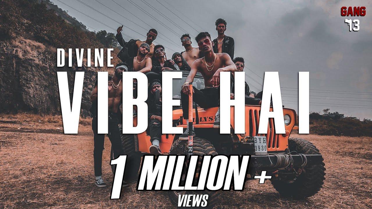 DIVINE - Vibe Hai | GANG 13 | ft. Aavrutti, D'Evil, Shah Rule | #vibehai #divine #gang13