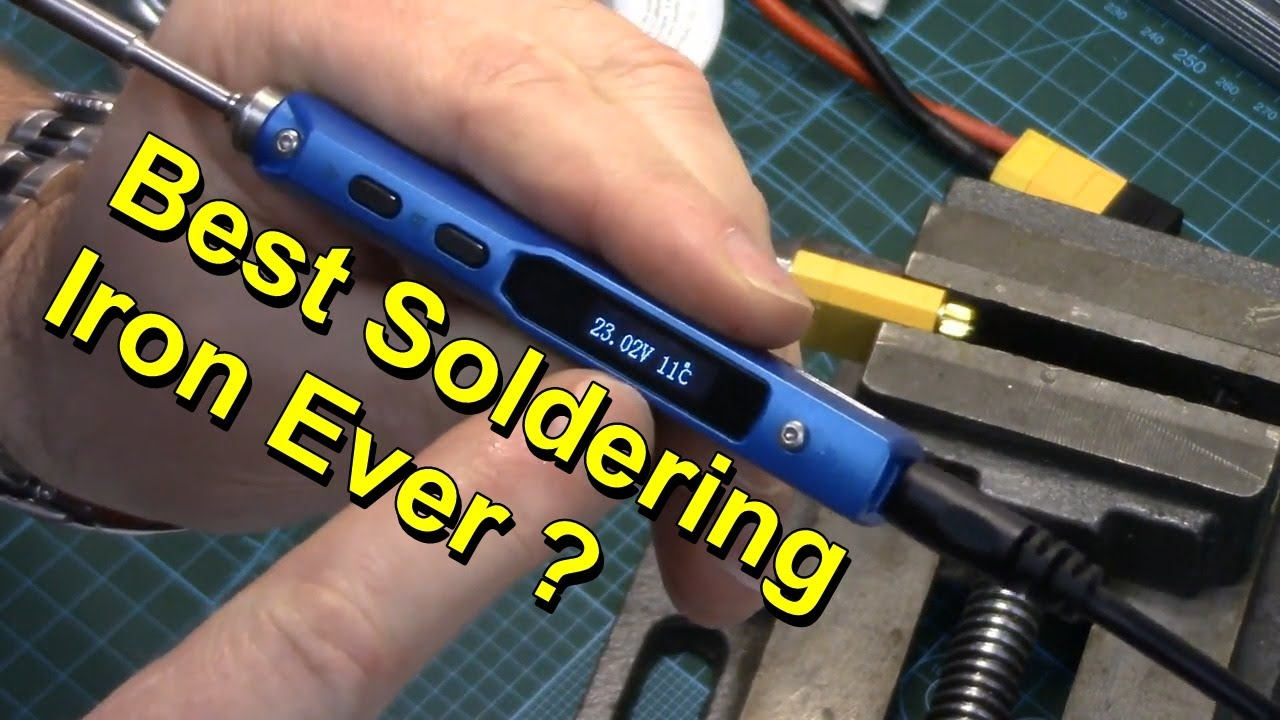 RC Soldering For Beginners on