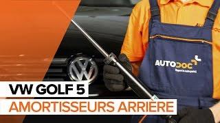 Comment changer Disque VW GOLF V (1K1) - guide vidéo