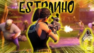 PARTIDA ESTRANHA NO FORTNITE ft. One‹ Hrqplays ›