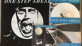 ONE STEP AHEAD Remission Breaking The Silence Discography