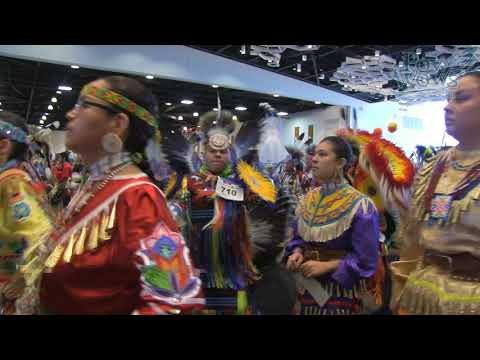 Grand Entry - 2018 Manito Ahbee Pow Wow