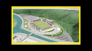 Breaking News | Kamaishi Recovery Memorial Stadium completed for ...