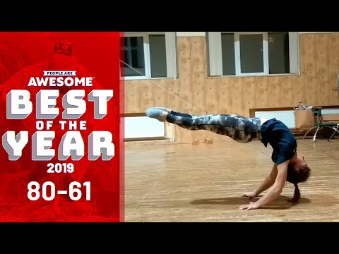 PEOPLE ARE AWESOME 2017   BEST OF THE WEEK (Ep.28) from YouTube · Duration:  3 minutes 24 seconds