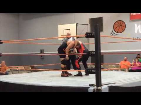 SLW Heavyweight Champion Johnny Slaughter vs. Brian Alexander