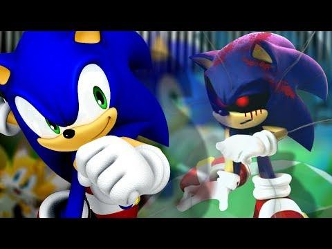 THE BEST ENDING! SONIC SURVIVES & DEFEATS SONIC.EXE!?   Sonic.Exe: Nightmare Beginning #5 (final)