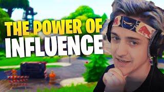 Ninja Discusses The Power of an Influencer Ft. Dr Lupo & Dakotaz