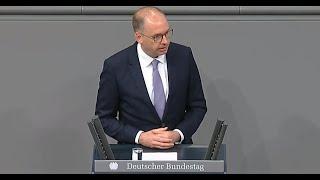 Aktuelle Stunde im Bundestag