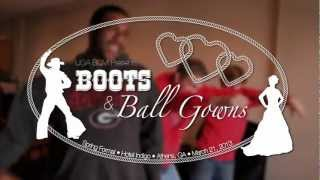 BCM Boots & Ball Gowns 2013