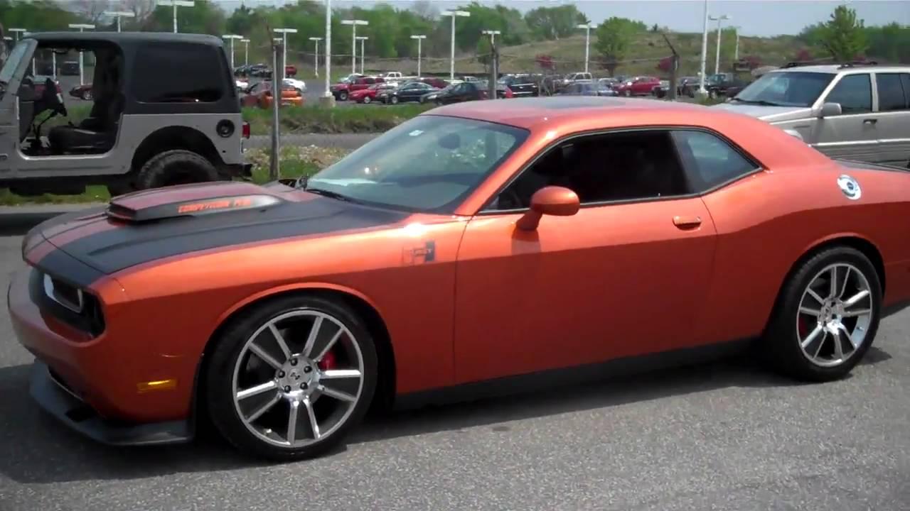 New Dodge Challenger >> 2011 Dodge Challenger Srt8 - YouTube