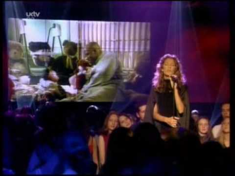 celine dion & r kelly  im your angel  totp2  vcd jeffzmpg
