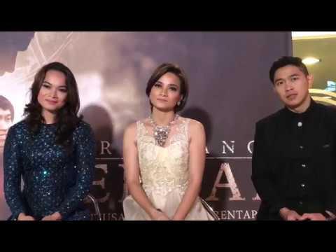 Sidang Media Filem PERANGSANG RENTAP Lakonan Diana Johor
