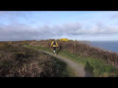 South West Coast Path Record Attempt: Patrick Devine - Wright
