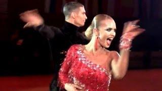 Miha Vodicar - Nadiya Bychkova, Brno Open 2013, WDSF WO latin, final - samba