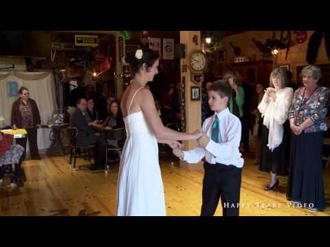 A very special Mother & Son Dance