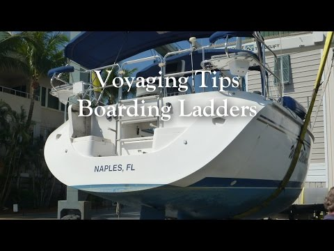 Boarding ladders