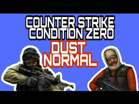 Counter Strike Condition Zero Dust Normal[HD]