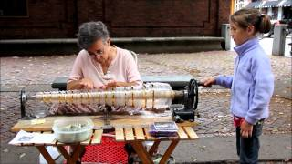 Hedwig's Theme on a Glass Harmonica
