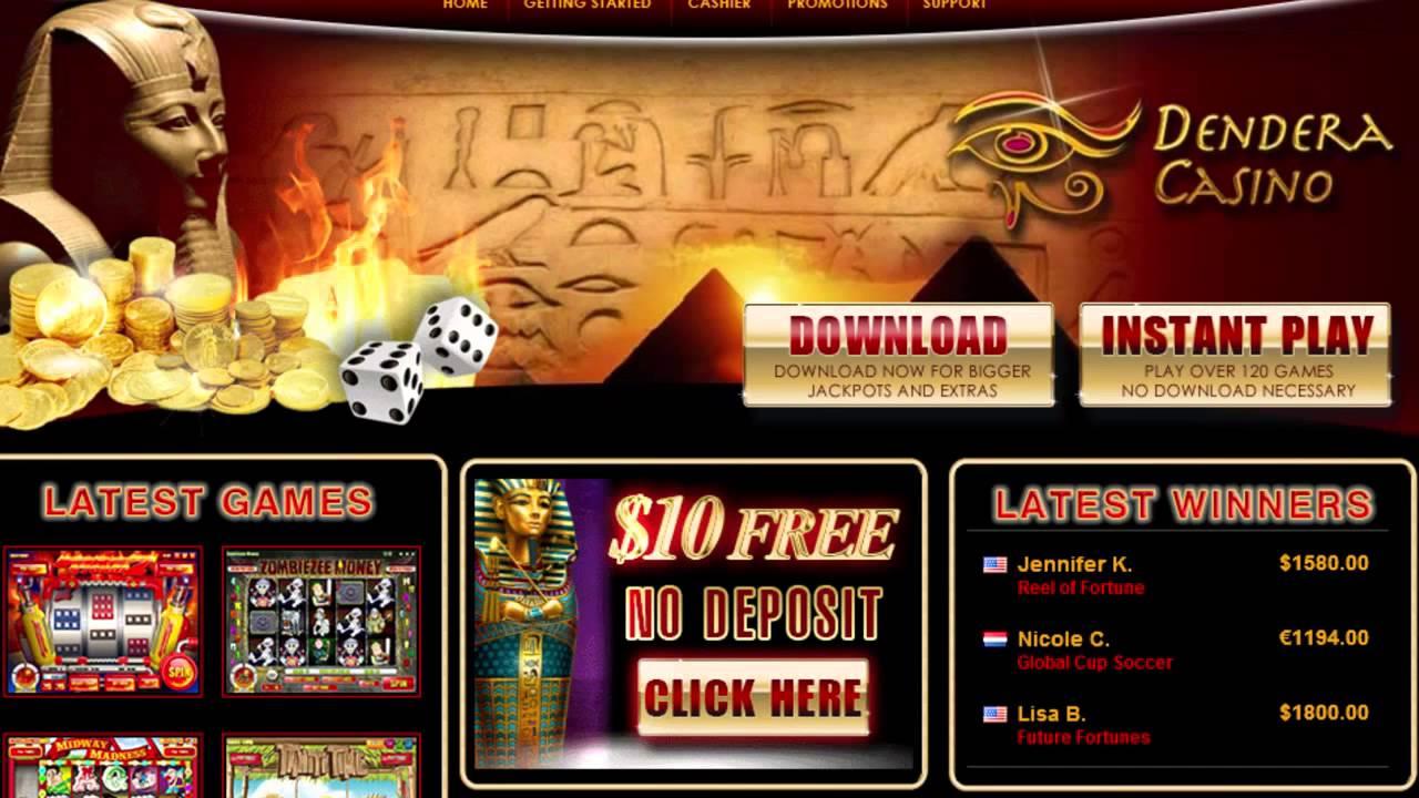 Dendera Casino Youtube
