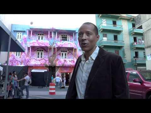 America The Movie entrevista Yancey Arias