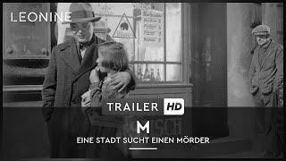 M - Eine Stadt sucht einen Mörder - Trailer (deutsch/german)