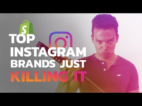 5 Ways to GROW YOUR SHOPIFY STORE ON INSTAGRAM - Ecommerce Brand Case study PART 2 thumbnail