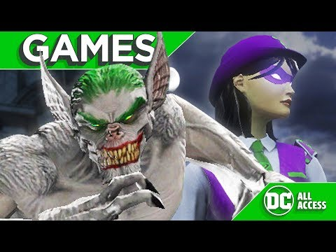 "DCUO: ""Riddled With Crime"" Exclusive Trailer Debut"