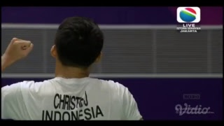 Download Video LIVE Final Badminton ASIAN GAME 2018 MP3 3GP MP4
