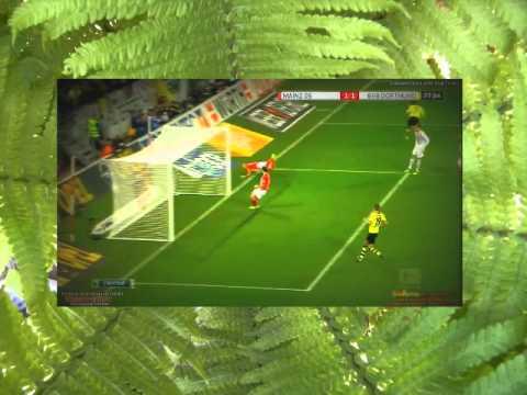 Майнц 05 1 - 3 Боруссия, Дортмунд  30.11.201, Mainz 05 V., Borussia Dortmund