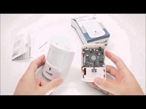 GSM Pet Immune Motion Detector