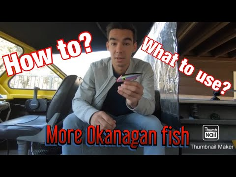 How To Catch Trout In The Okanagan | Tips And Tricks