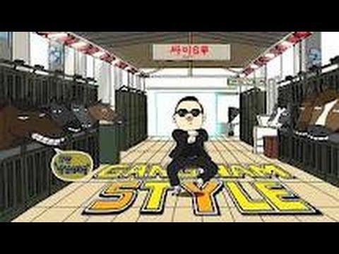 Mitt Romney Style (Gangnam Style Parody) or PSY - GANGNAM STYLE (강남스타일)