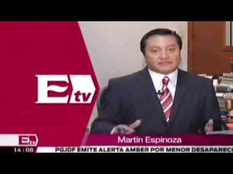 Martín Espinoza dice... Opinión sobre la reforma hacendaria