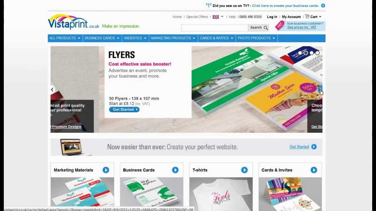 Vistaprint review vistaprint coupon codes youtube vistaprint review vistaprint coupon codes magicingreecefo Choice Image