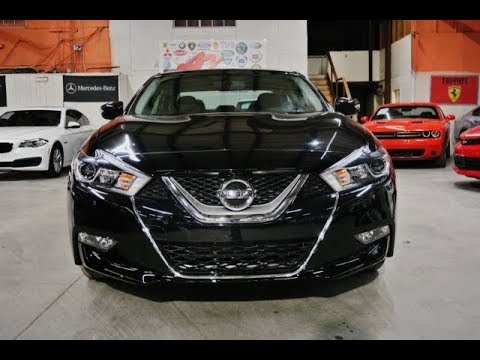 NEW 2019 Nissan Maxima 3.5 SV 1527 . NEW MODEL. PRODUCTION ...