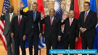 Paris Climate Talks: Pacific Islands Demand Help