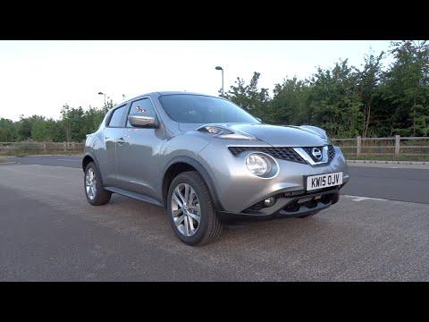 2015 Nissan Juke 1.5 DCi 110 2WD Acenta Premium Start-Up And Full Vehicle Tour