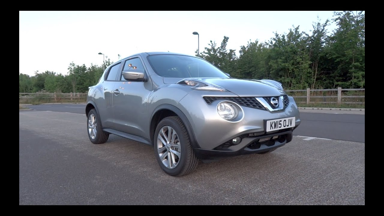 2015 nissan juke 1 5 dci 110 2wd acenta premium start up and full vehicle tour youtube. Black Bedroom Furniture Sets. Home Design Ideas