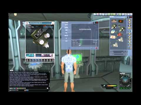 Tutorial 2: Using terminals in Entropia Universe