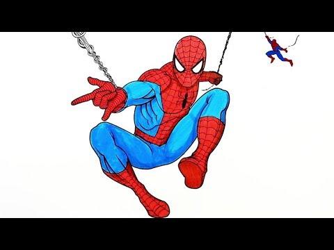 Spiderman Dibujos De Spiderman El Hombre Arana Youtube